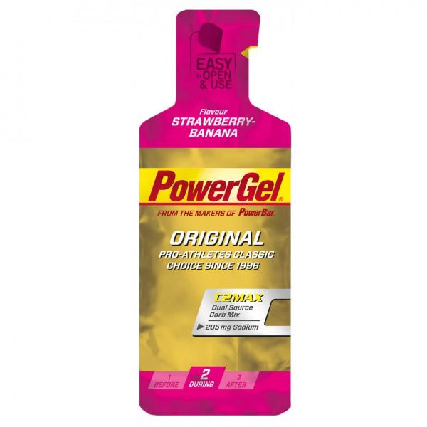 PowerBar - Powergel Erdbeer-Banane - Energy gel