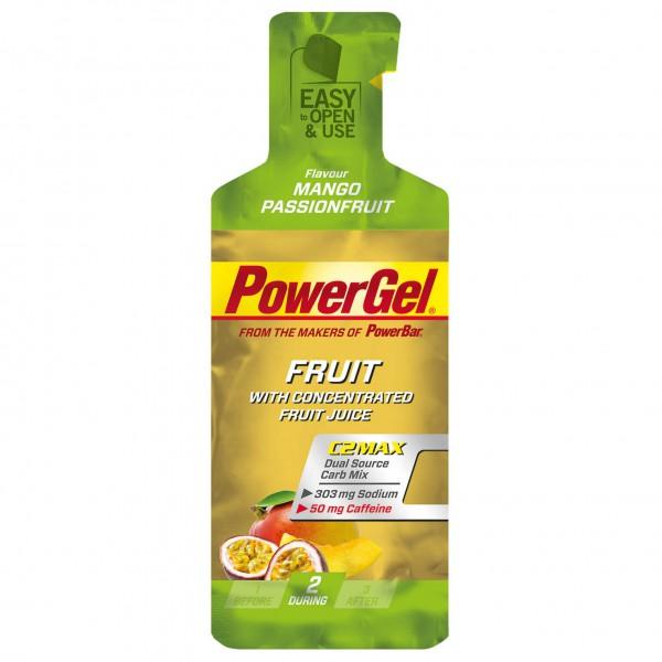 PowerBar - Powergel Mango Passionfruit - Gel énergétique