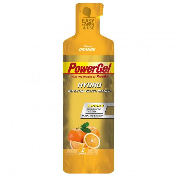PowerBar - Powergel Hydro Orange - Energy bar