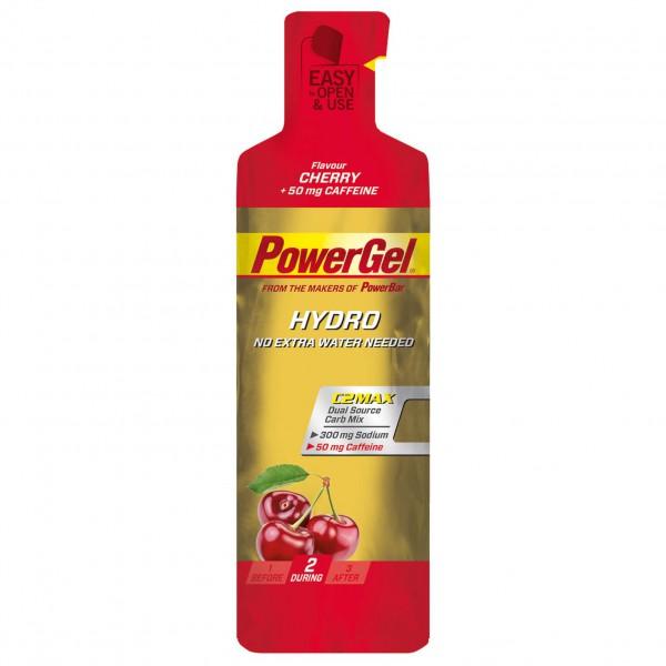 PowerBar - Powergel Hydro Kirsche & Koffein - Energiageeli