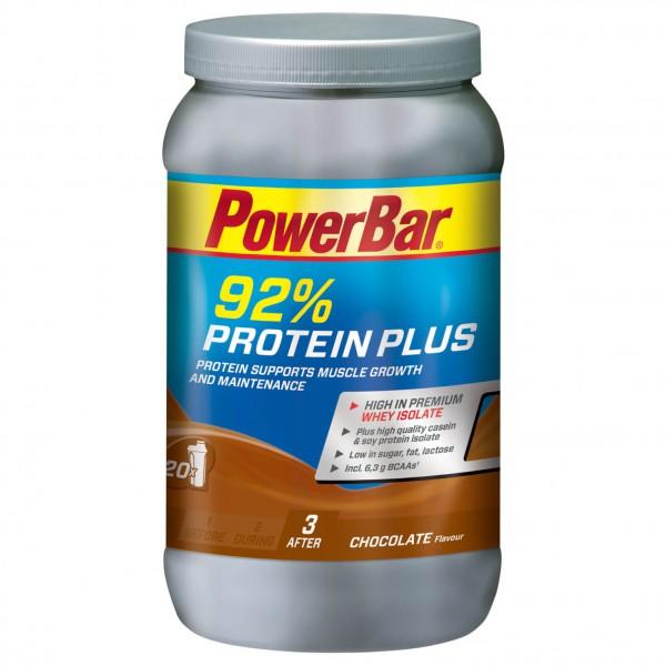 PowerBar - Proteinplus 92% Chocolate - Boisson protéinée