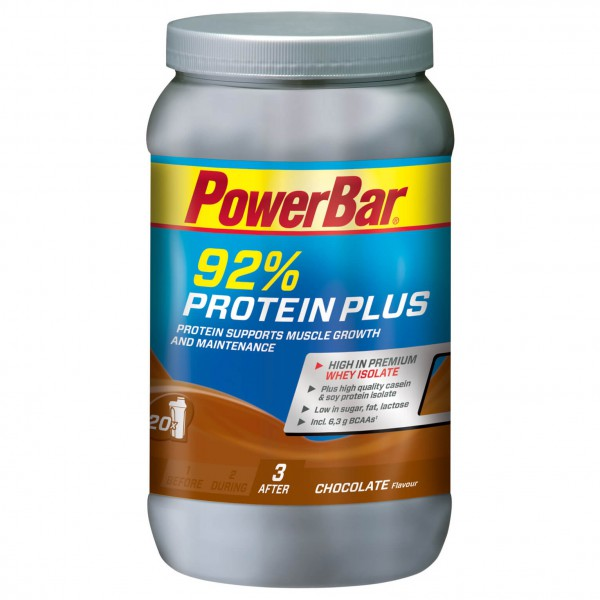 PowerBar - Proteinplus 92% Chocolate - Protein drink