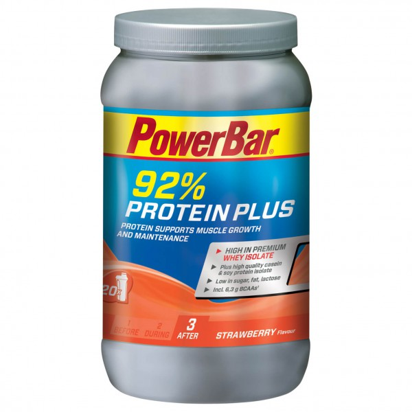 PowerBar - Proteinplus 92% Strawberry - Protein drink