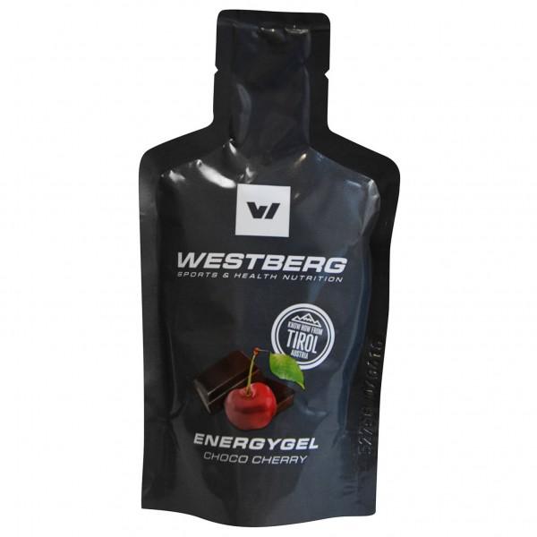 Westberg - Energy Gel Choco / Cherry - Gel énergétique