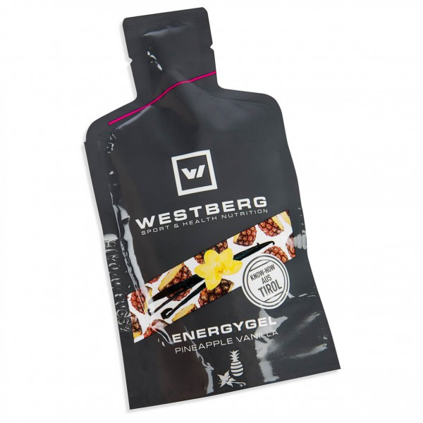 Westberg - Energy Gel Pineapple Vanilla - Energiageeli
