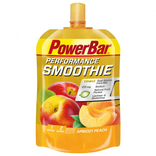 PowerBar - Performance Smoothie Apricot Peach