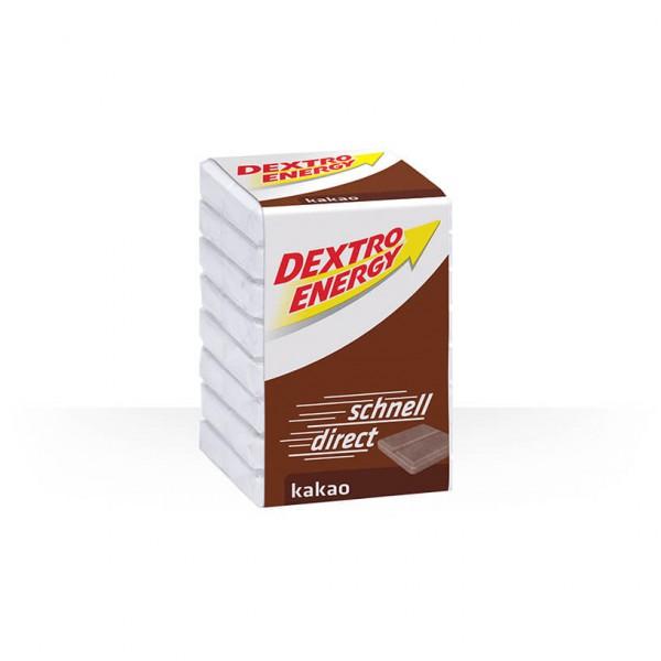 Dextro Energy - 1er Würfel Komprimate Kakao
