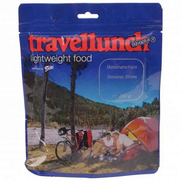 Travellunch - Bananenchips