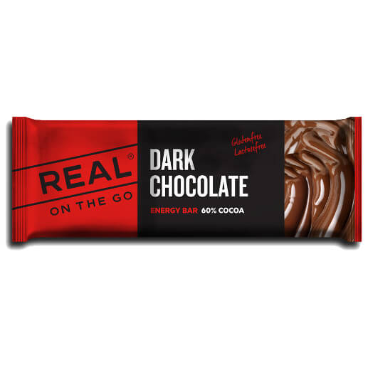 Real Turmat - Energy Chocolate - Energy bar
