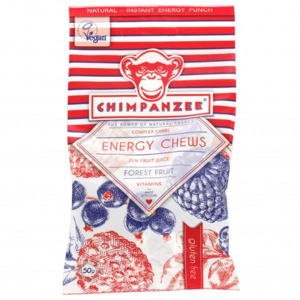 Chimpanzee - Energy Chews Waldfrucht - Gel énergétique