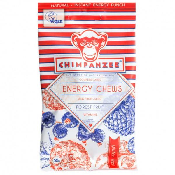 Chimpanzee - Energy Chews Waldfrucht - Energiageeli