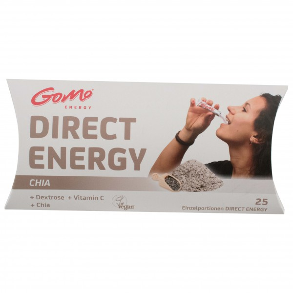 GoMo - Direct Energy Chia