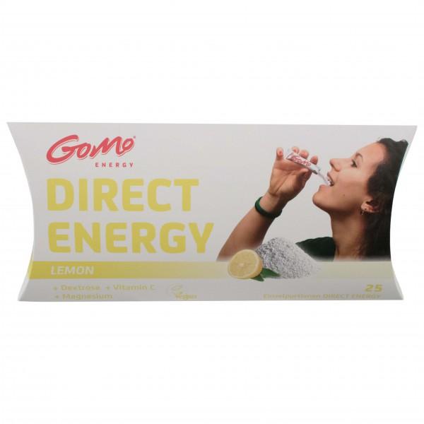 GoMo - Direct Energy Lemon + Magnesium