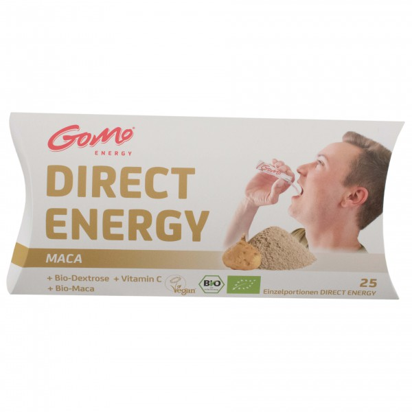 GoMo - Direct Energy Maca