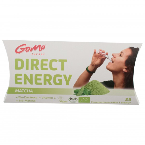 GoMo - Direct Energy Matcha