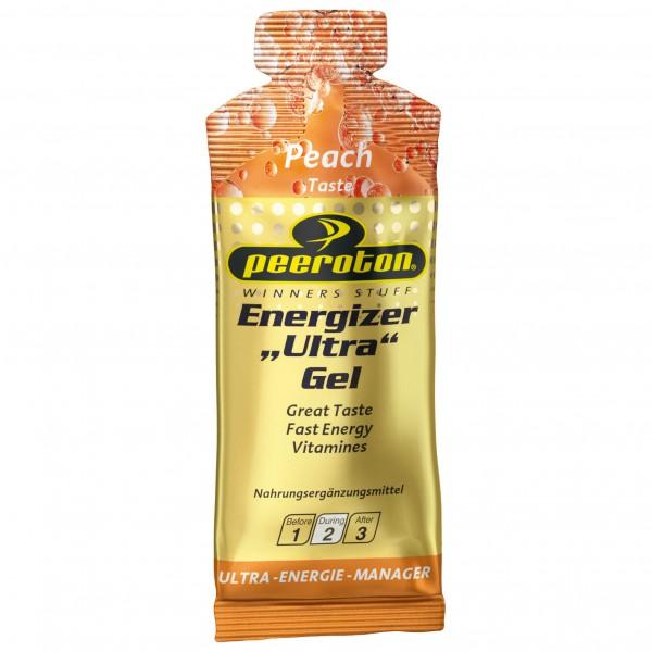 Peeroton - Energizer Ultra Gel Peach - Energy gel