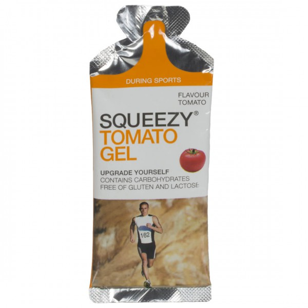 Squeezy - Tomato Gel Tomate - Energiegel