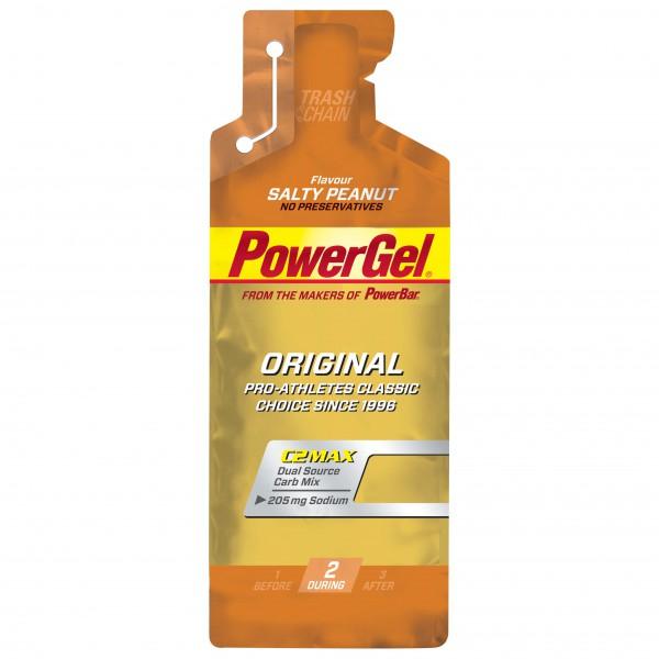 PowerBar - Powergel Salty Peanut - Energigele