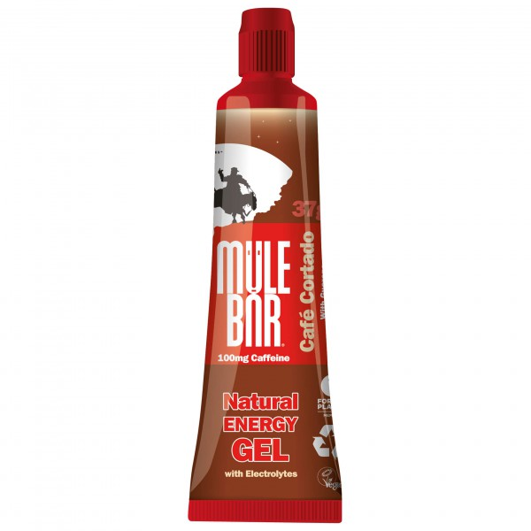 Mulebar - Kicks Cafe Cortado - Energy gel