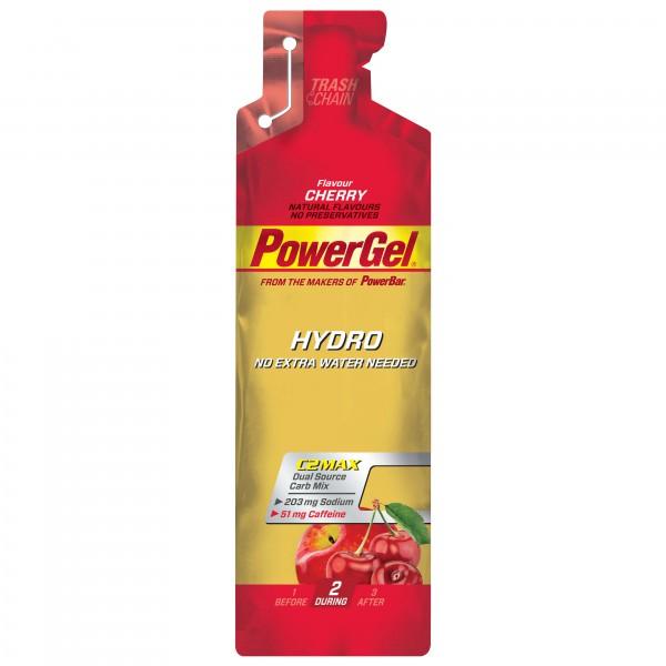 PowerBar - PowerGel Hydro Cherry - Energigele