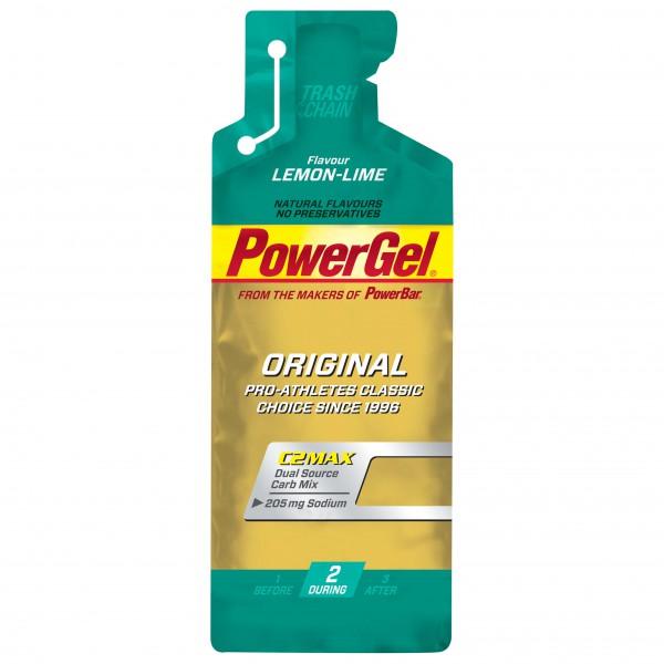 PowerBar - PowerGel Lemon Lime - Energiageeli