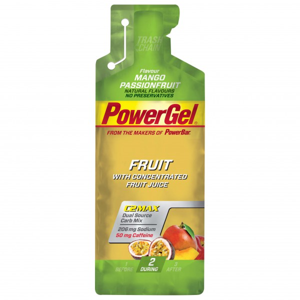 PowerBar - PowerGel Mango/Passionfruit - Energiageeli