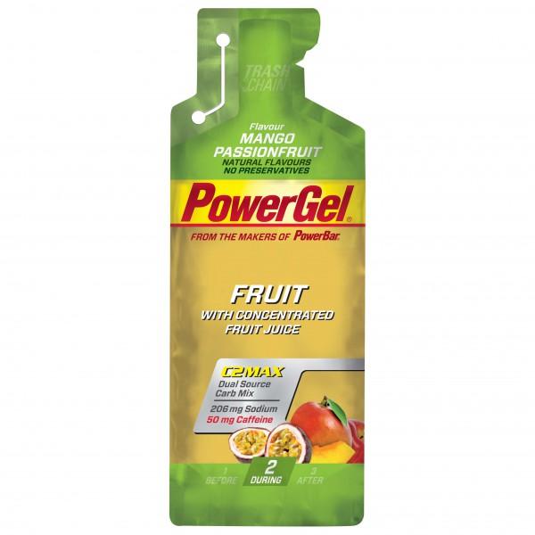 PowerBar - PowerGel Mango/Passionfruit - Gel énergétique