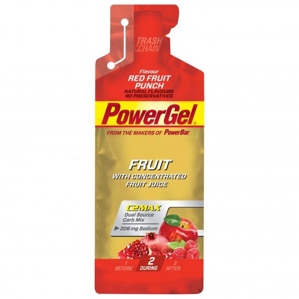 PowerBar - PowerGel Red Fruit Punch - Energiageeli