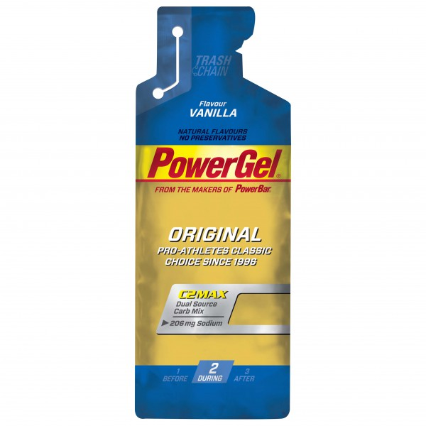 PowerBar - PowerGel Vanilla - Energy gel