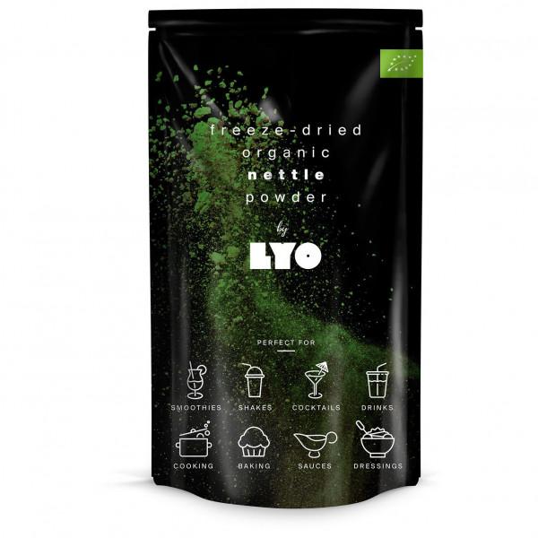 Lyo Food - Organic Nettle Powder - Nahrungsergänzungsmittel