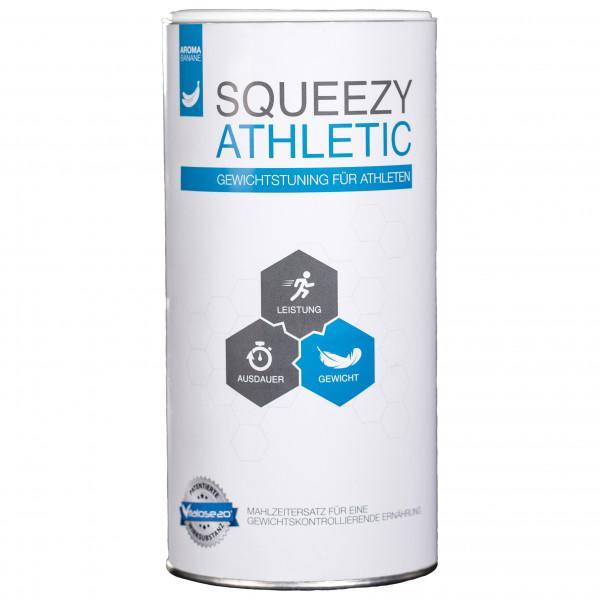 Squeezy - Athletic Banane - Nahrungsergänzungsmittel