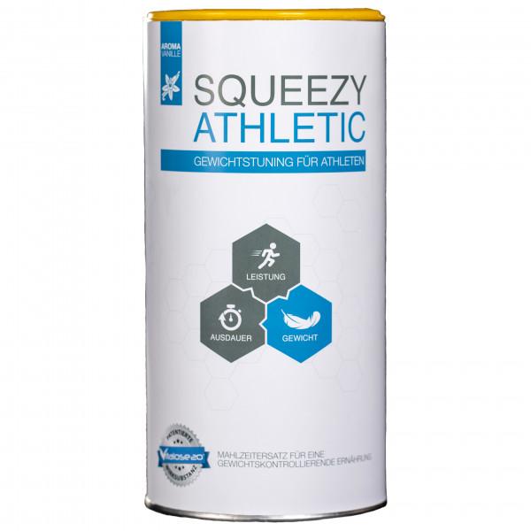 Squeezy - Athletic Vanille - Nahrungsergänzungsmittel