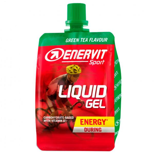 Enervit - Liquid Gel Green Tea - Energiegel