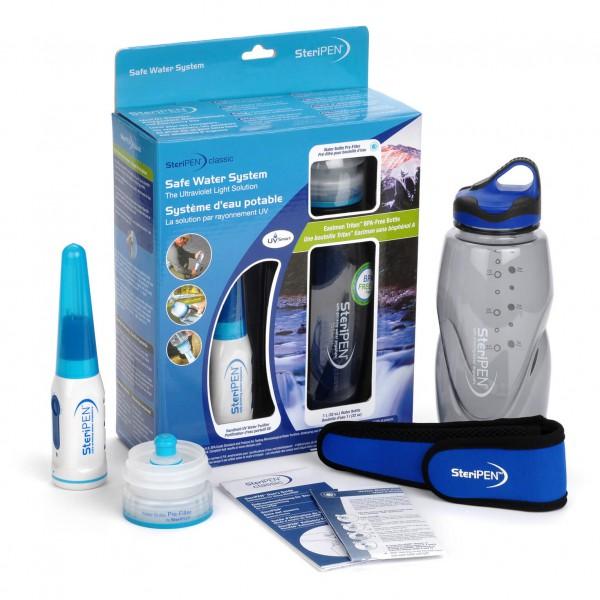 Steripen - Classic Safe Water System Pack - UV-Wasserentkeim