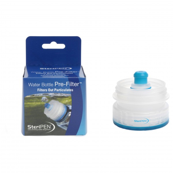 Steripen - Water Bottle Pre-Filter - Hiukkassuodatin