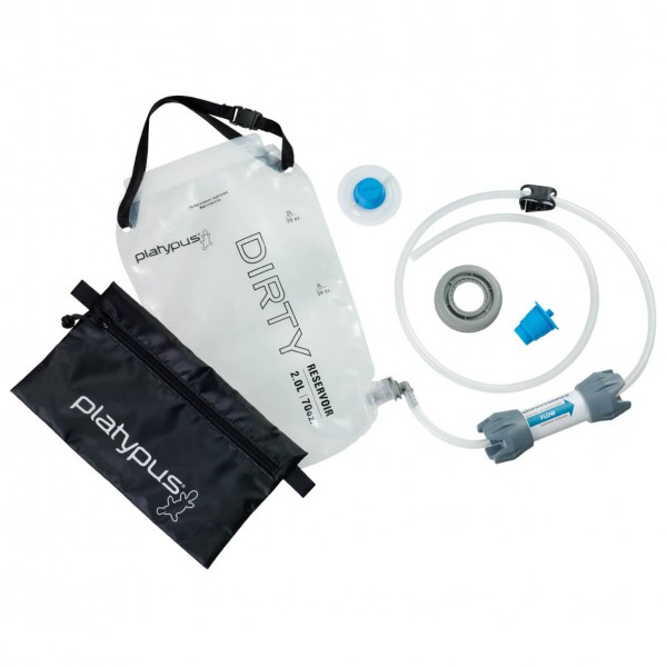 Platypus - GravityWorks 2L Bottle Kit - Filter system