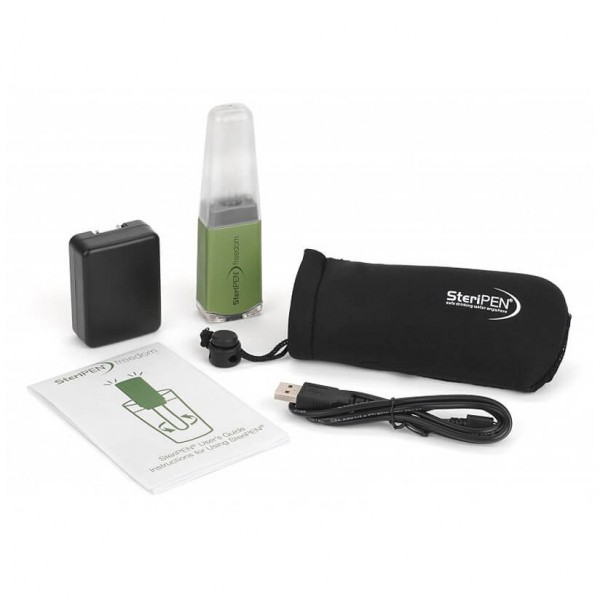 Steripen - Freedom Solar Bundle - Water disinfection