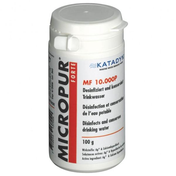 Katadyn - Micropur Forte MF 10'000P - Sterilization powder