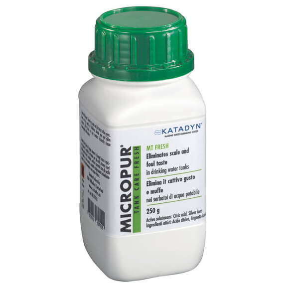 Katadyn - Micropur Tankline MT Fresh 25P - Vesisäiliön hoito