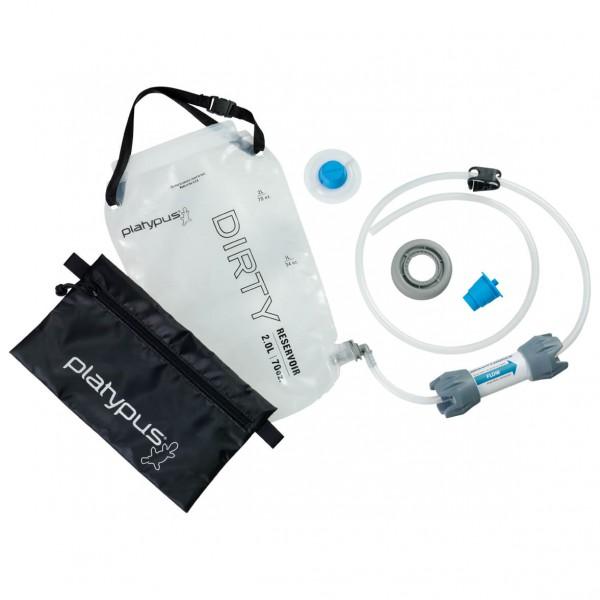 Platypus - GravityWorks 2.0L System Bottle Kit - Filter