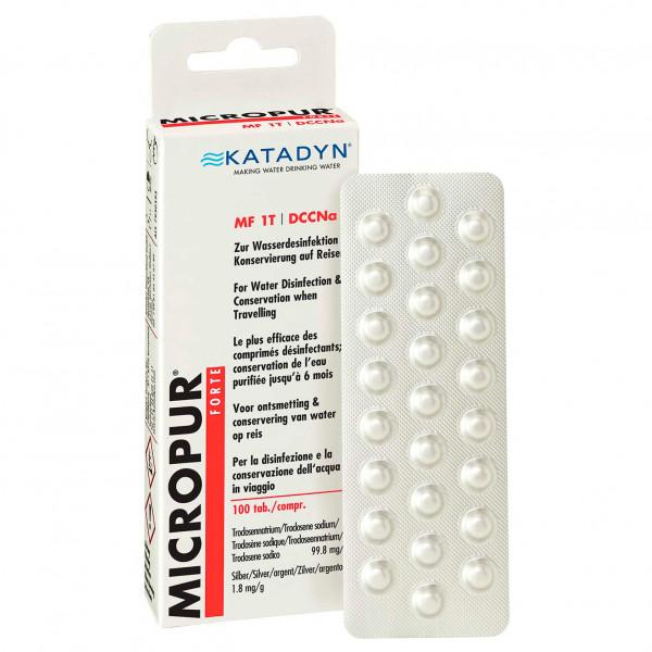 Micropur - Micropur Forte MF1 - Wasseraufbereitung