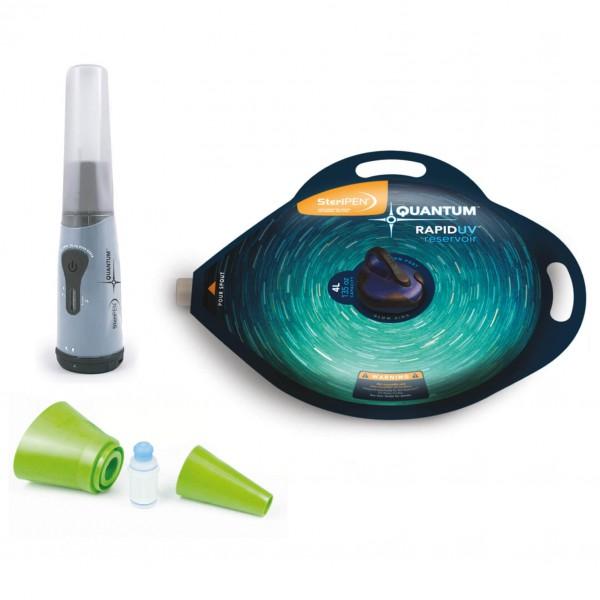 Steripen - Quantum Rapid Purification System - Wasseraufbereitung
