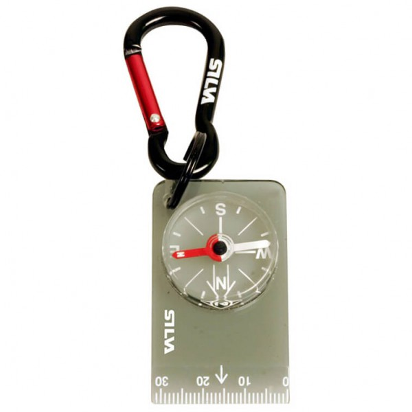 Silva - Compass 28 Carabiner - Compas