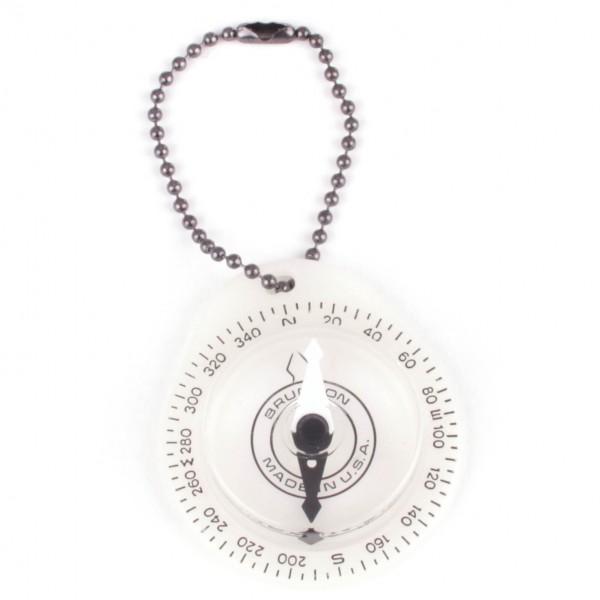 Brunton - Glowing Key Ring Compass - Compass