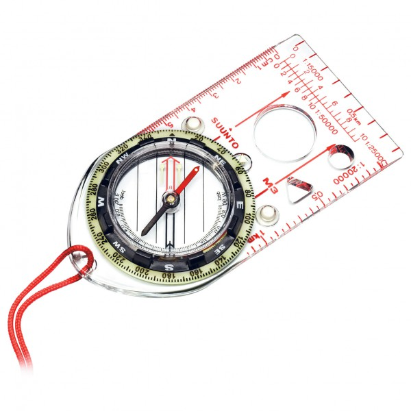 Suunto - Linealkompass M-3 - Kompassi