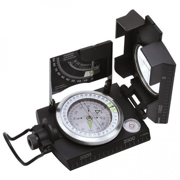 Baladeo - Peilkompass Topo II - Kompass