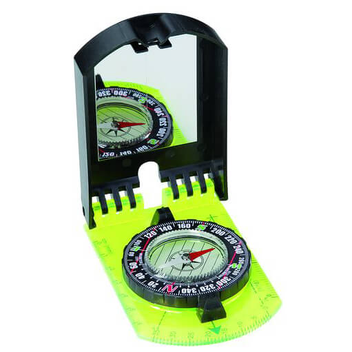 - Platten- Und Peilkompass mit Spiegel - Kompas