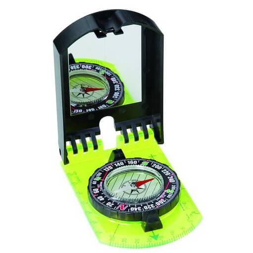 - Platten- Und Peilkompass mit Spiegel - Kompassi