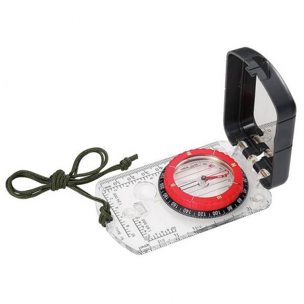 - Plattenkompass mit Klinometer - Kompas