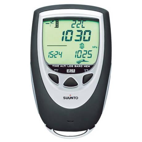 Suunto - E203 - Elektronischer Höhenmesser
